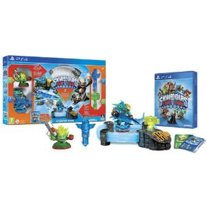Skylanders Trap Team Starter Pack Trap Team (Kit Inicial) Ps4