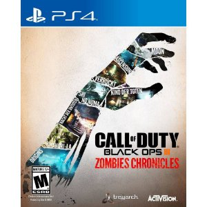 Jogo Call of Duty Black OPS III + Zombie Chronicles - PS4