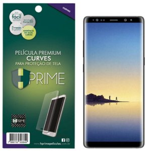 Pelicula Tela HPrime Samsung Galaxy Note 8 - VERSAO 2 - Curves (Blindada)