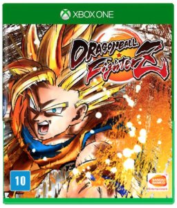 Jogo Dragon Ball Fighter Z - Xbox One