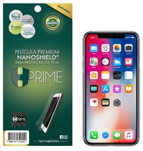 Pelicula Tela HPrime Apple Iphone X - NanoShield