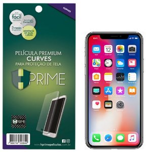 Pelicula Tela HPrime Apple iPhone X - Curves