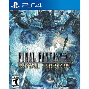 Jogo Final Fantasy XV Royal Edition PS4