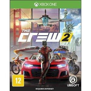 Jogo The Crew 2 Ed. Limitada Xbox One