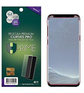 Pelicula HPrime Samsung Galaxy S8 Traseira - Curves PRO