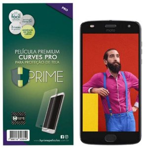 Película HPrime Curves Pro - Motorola Moto Z2 Play