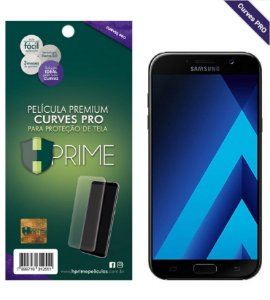 Pelicula HPrime Samsung Galaxy A7 2017 - Curves PRO