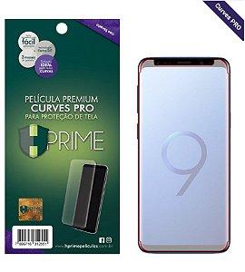 Pelicula HPrime Samsung Galaxy S9 Plus - Curves PRO - VERSAO 2