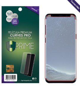 Pelicula HPrime Samsung Galaxy S8 - Curves PRO