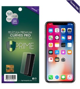 Pelicula HPrime Apple iPhone X - Curves PRO
