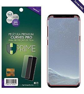 Pelicula HPrime Samsung Galaxy S8 - Curves PRO - Versao 2