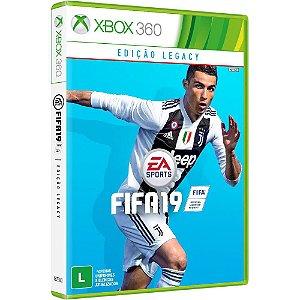 Jogo FIFA 19 - Xbox 360