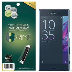 Pelicula HPrime Sony Xperia XZ Premium - NanoShield