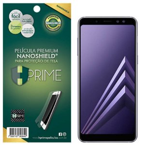 Pelicula Premium HPrime Samsung Galaxy A8 2018 - NanoShield