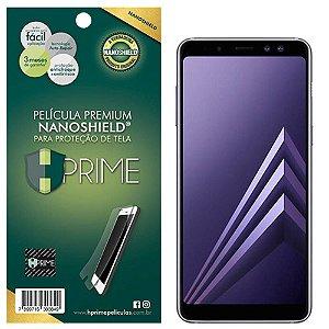 Pelicula HPrime Samsung Galaxy A8 Plus 2018 - NanoShield
