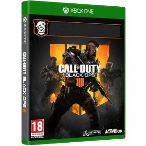 Jogo Call of Duty Black OPS 4 Xbox One