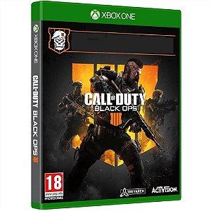 Jogo Call of Duty Black OPS 4 Xbox One