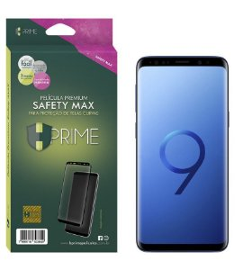 Pelicula HPrime Samsung Galaxy S9 - Safety MAX