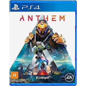 Jogo Anthem - PS4 Midia Fisica Novo Original Lacrado