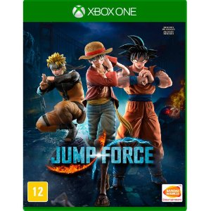 Jogo Jump Force - Xbox One - Novo Midia Fisica