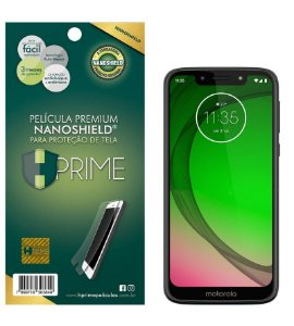 Pelicula Motorola Moto G7 Play HPrime  - NanoShield
