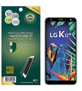 Pelicula HPrime LG K12 Plus (K40) - NanoShield