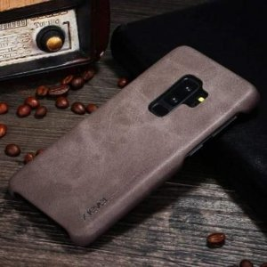 Capa X-Level Vintage Series Galaxy S9 Plus Marron Escuro