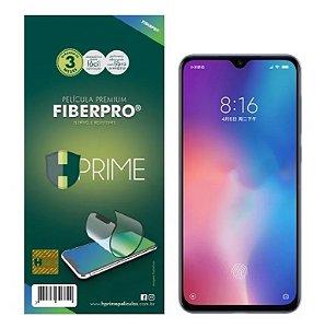 Pelicula HPrime Xiaomi Mi 9 - Preto - FiberPRO