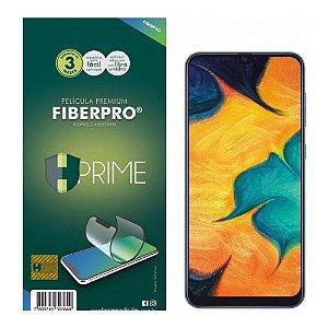 Pelicula Hprime Samsung Galaxy A30 / A50 Preto - Fiberpro