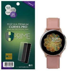 Pel. HPrime Samsung Galaxy Watch Active 2 40mm c/ acessorios mod. 1 - Curves PRO