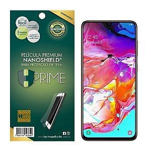 Pelicula HPrime Samsung Galaxy A70 - NanoShield