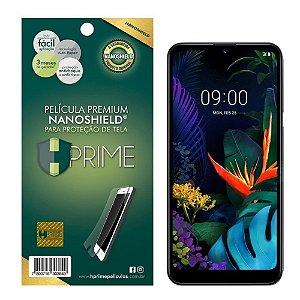 Pelicula HPrime LG K12 Prime / K12 Max (K50 / Q60) - NanoShield