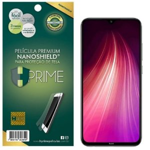 Película HPrime para Xiaomi Redmi Note 8 - NanoShield