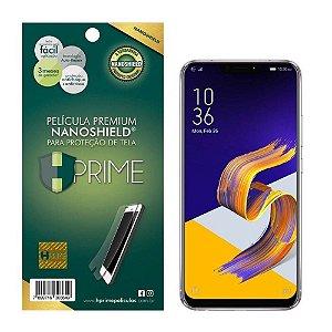 Pelicula HPrime Asus Zenfone 5 ZE620KL / 5Z ZS620KL - NanoShield