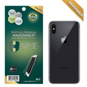 Película Apple iPhone Xs Max Nanoshield para VERSO HPrime