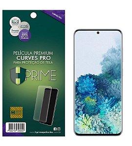 Pelicula HPrime Curves PRO Galaxy S20 Plus -Kit com Capa TPU