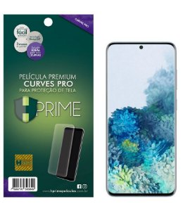 Pelicula HPrime Curves PRO Galaxy S20 - Kit com Capa TPU