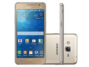 Smartphone Samsung Galaxy Gran Prime Duos Tv G530 Desbloqueado Dourado