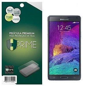 Película Protetora de Tela HPrime para Galaxy Note 4 Edge Transparente