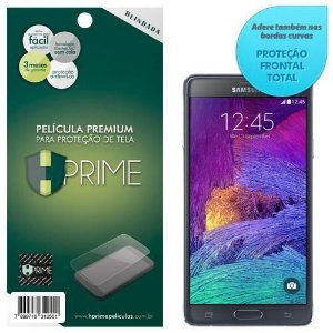 Película Protetora de Tela HPrime para Galaxy Note 4 Transparente