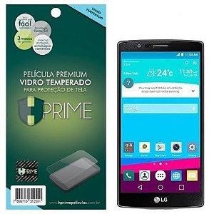 Película de Vidro Temperado HPrime para LG G4 H818P Transparente