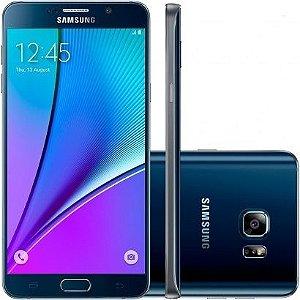 "SMARTPHONE SAMSUNG NOTE 5 SM-N920G PRETO 4G 32GB TELA 5,7""  OCTACORE DESBLOQ"