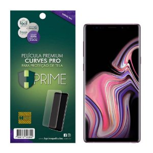 Película Hprime Curves PRO Galaxy Note 9 KIT com Capa TPU