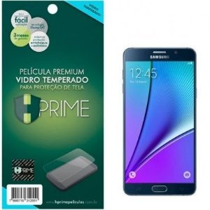 Película Protetora De Tela Hprime Vidro Temperado Samsung Galaxy Note 5 N920G