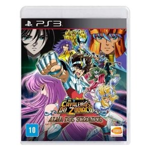 Game Cavaleiros do Zodiaco: Alma dos Soldados - PS3