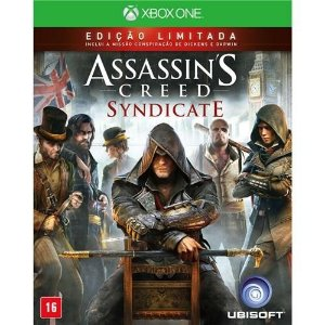 Game Assassins Creed: Syndicate - Xbox One