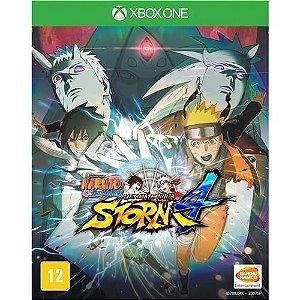 Jogo Naruto Shippuden: Ultimate Ninja Storm 4 - Xbox One