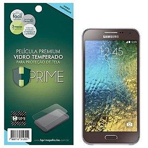 Película Protetora de Tela HPrime Vidro Temperado para Samsung Galaxy E7
