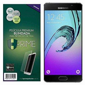 Pelicula HPrime Samsung Galaxy A5 2016  - Blindada Curves (Cobre A Parte Curva Da Tela).