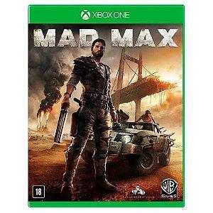 Jogo Warner Mad Max XOne Blu-ray